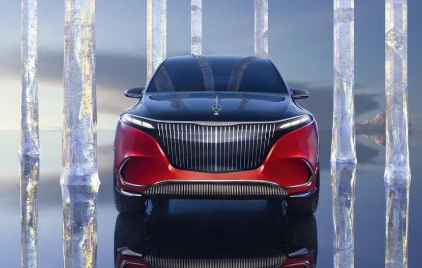 極致奢華、層峰人士專屬,Mercedes-Maybach-EQS-電動-SUV-概念車揭曉-1