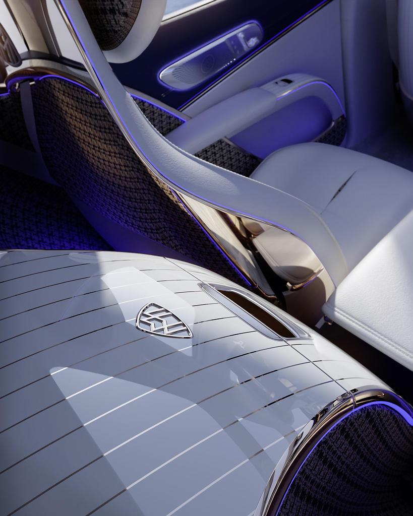 極致奢華、層峰人士專屬,Mercedes-Maybach-EQS-電動-SUV-概念車揭曉-4